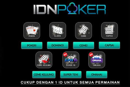 idn poker games